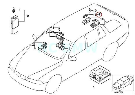 Car Diagram Exterior