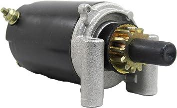 New Starter for John Deere STX38 1996 Kohler 13HP 12-098-10