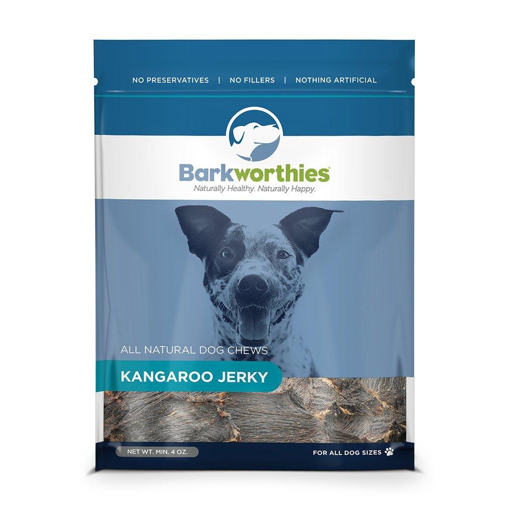 Barkworthies Kangaroo Jerky Treat