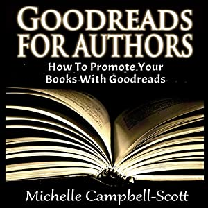 Goodreads for Authors Audiobook