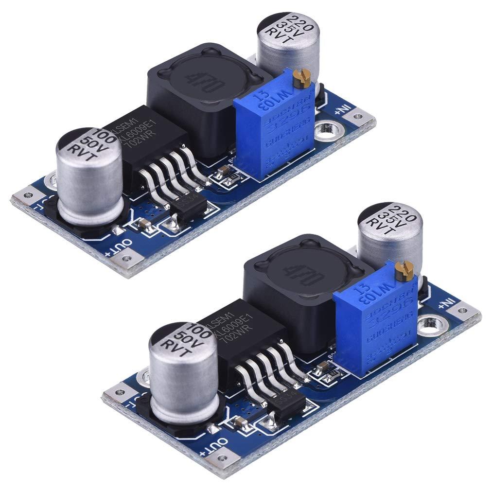 DC Converter 12V a 5V 3A doppio 2 USB per regolatore di tensione Step Down B3V3