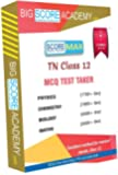 Big Score Academy - Tamilnadu Samacheer Kalvi Class 12 Combo Pack - One Mark Revision - Physics, Chemistry, Maths and Biology (CD)