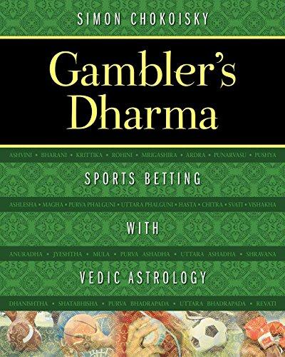 Amazon.com: Gamblers Dharma: Sports Betting with Vedic ...