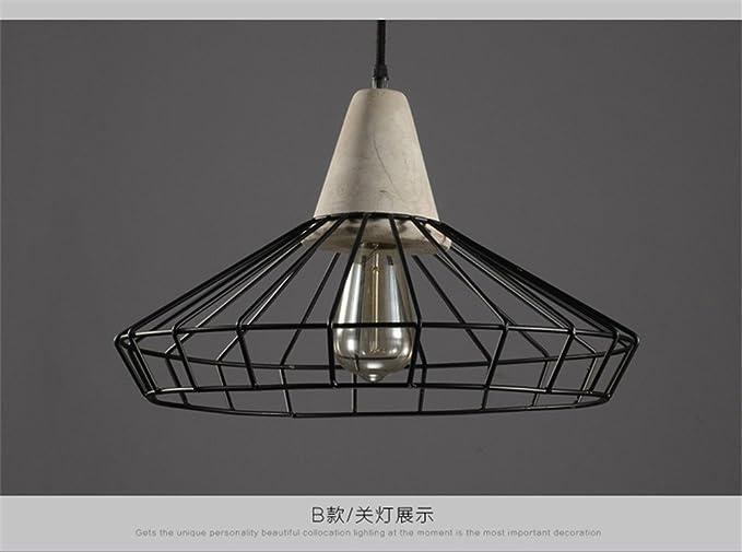 Lampadario Rustico Sospensione : Shengye stile rustico plafoniera lampada a sospensione il vino