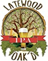 Brewer's Best Limited Edition Home Brew 5 Gallon Beer Ingredient Recipe Kit - Latewood Oak'd IPA