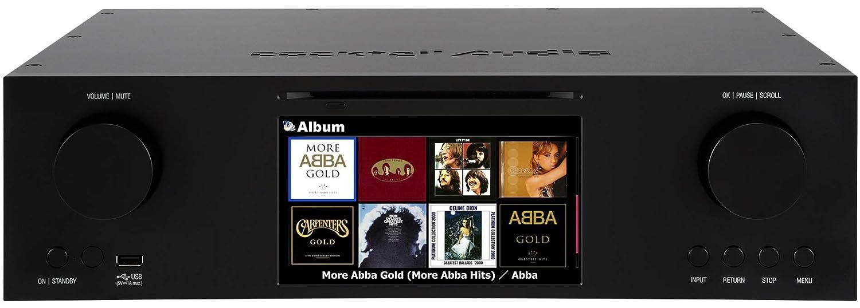 Amazon com: Cocktail Audio X50Pro FM Tuner/Music Server/CD Ripper