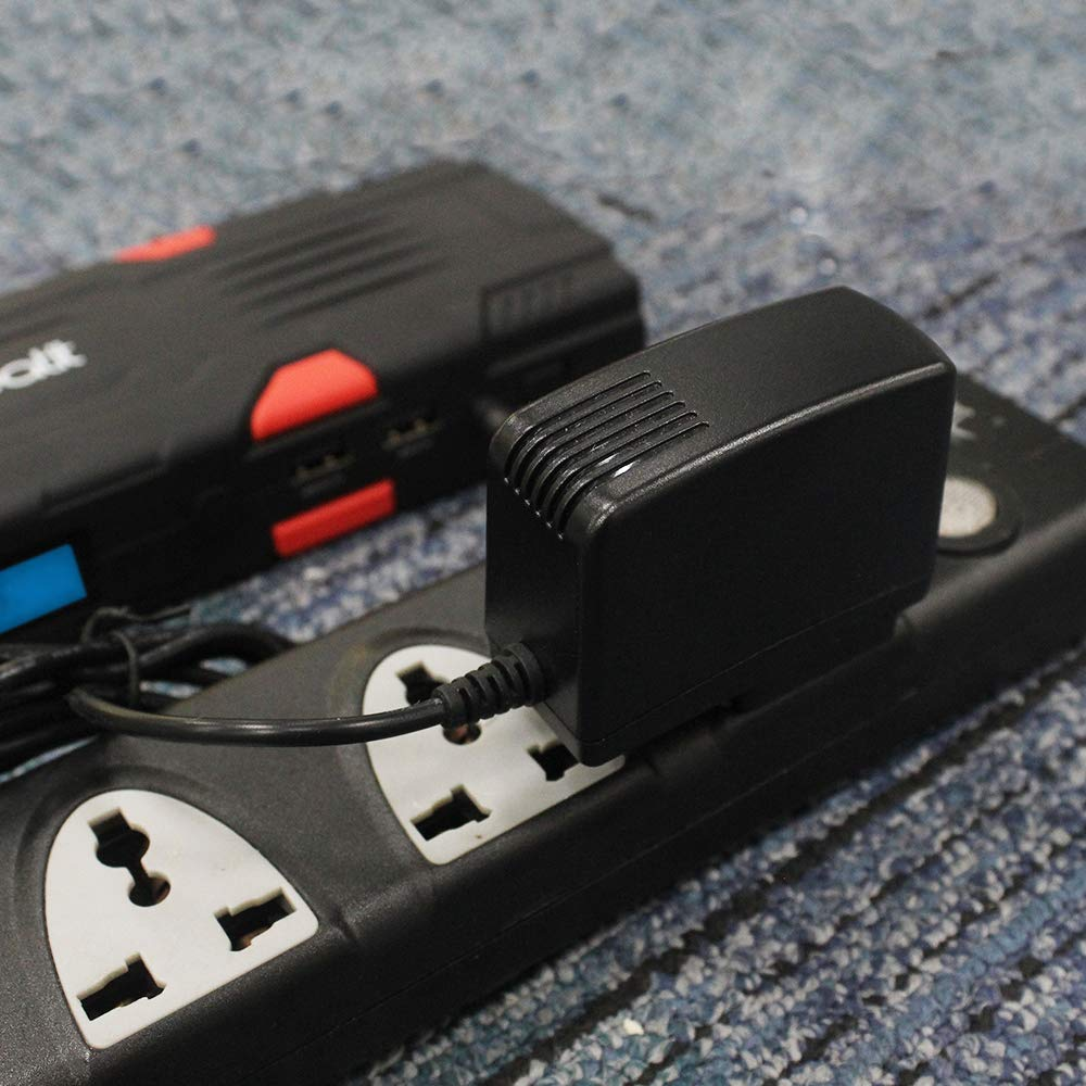 B9//B9PRO D11//D11PRO Beatit SAPB15015JP Switching Adapter Wall Charger 100-240V-50//60Hz for Jump Starter