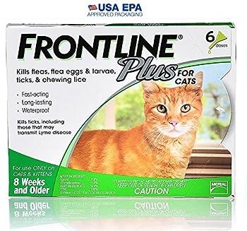 Top Flea & Tick Drops For Cats