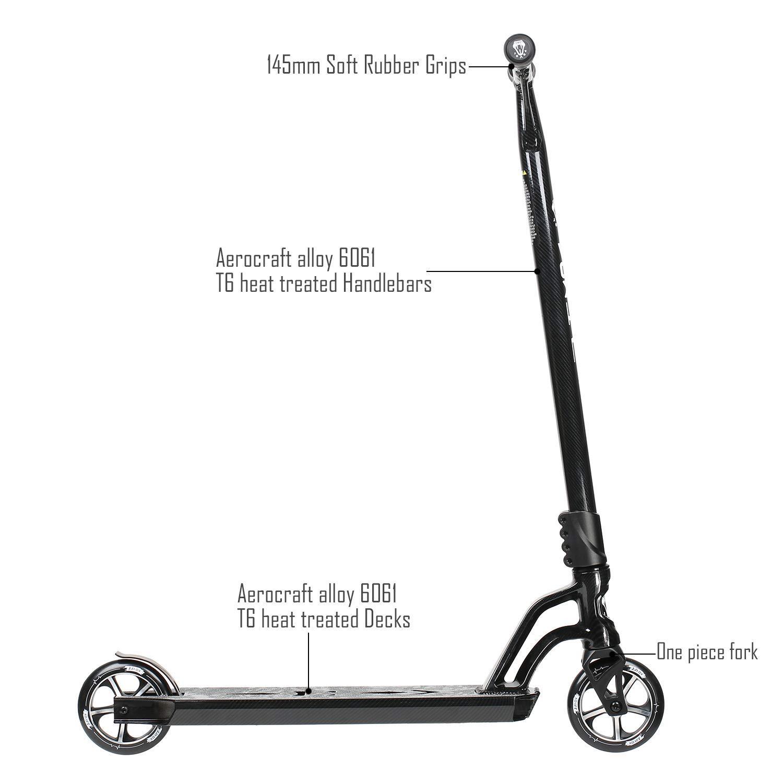 Amazon.com: VOKUL Pro Scooters – Patinete de acrobacias ...
