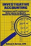 Investigative Accounting, Kalman A. Barson and Rosenberg, 0442211635