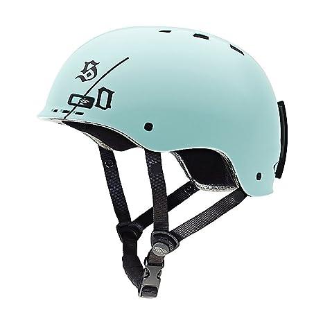 1ead4bd1bc Amazon.com  Smith Optics Holt Park Helmet  Sports   Outdoors