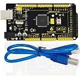 keyestudio Mega 2560 ATmega2560 16u2 Contrôle de développement pour Arduino Board avec Câble USB
