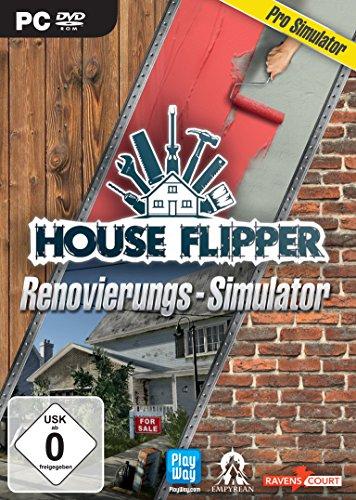 House Flipper: Der Renovierungs-Simulator. Für Windows 7/8/10 (64-Bit)