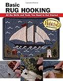 Basic Rug Hooking, Judy P. Sopronyi, 0811733912