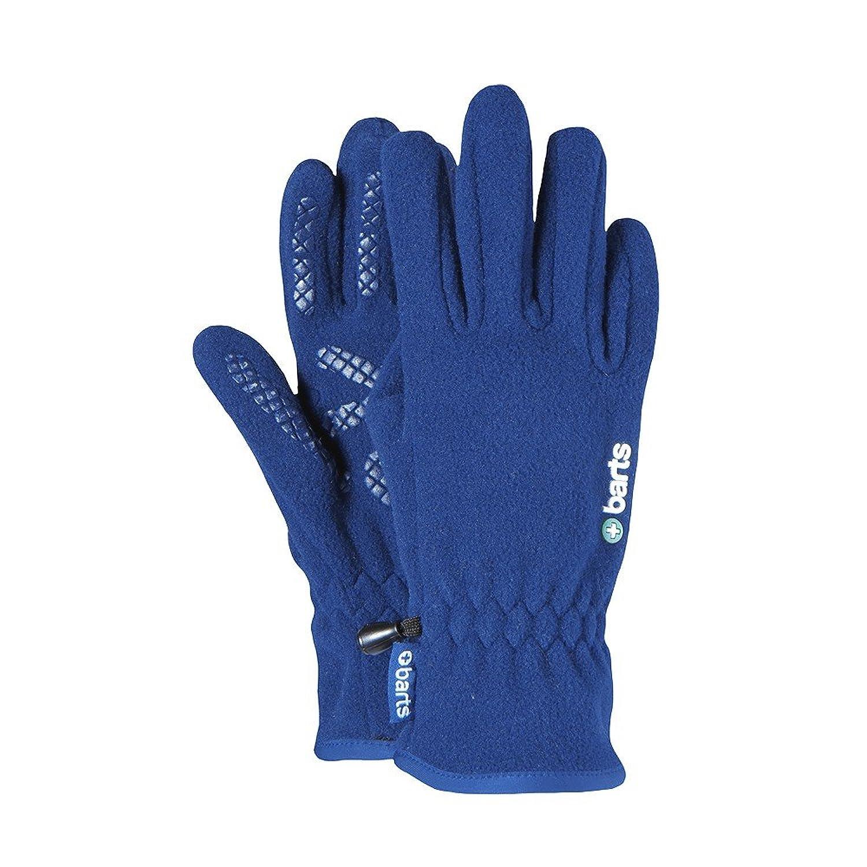 Barts Fleece Glove Kids - Guantes para Niños Unisex, Azul, 3