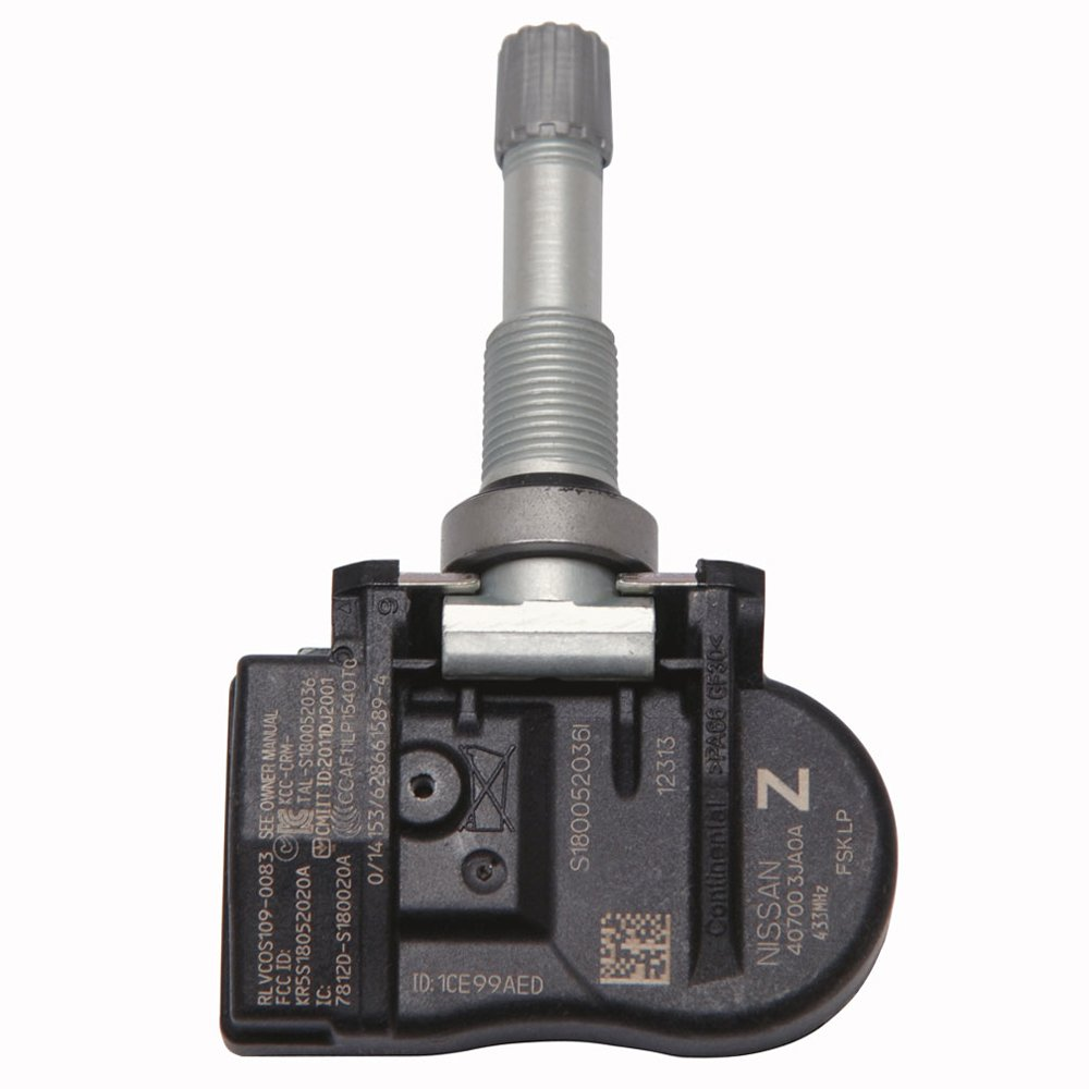 TPMS for Nissan Altima - Replacement Tire Pressure Monitoring Sensors -  40700-3JA0A or 40700-3JA0B - 1 Sensor