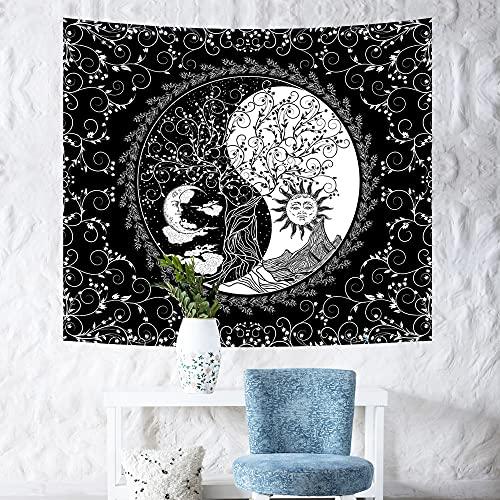 Guru Miew Tapestry Wall Hanging Tree of Life