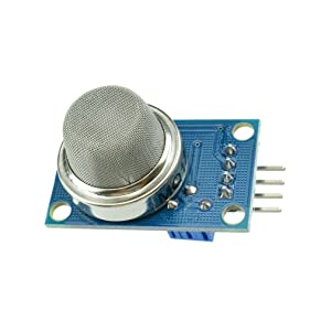 HiLetgo® MQ-135 MQ135 Air Quality Sensor Hazardous Gas Detection Module For Arduino AVR