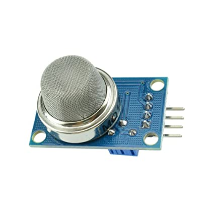 HiLetgo® MQ-135 MQ135 Air Quality Sensor Hazardous Gas Detection Module For Arduino AVR - - Amazon.com