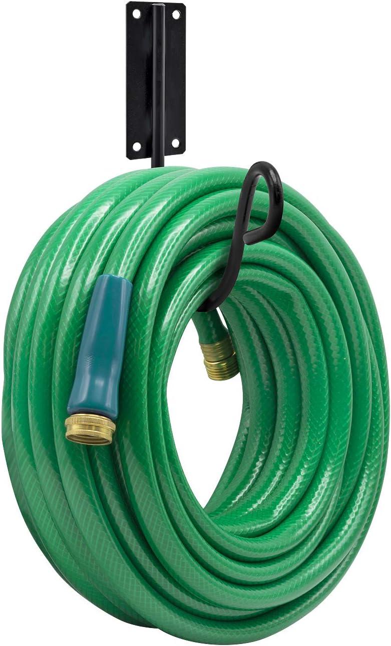 Garden Yard Watering Plastic Storage Rack Hosepipe Hanger Pipe Holder Hook
