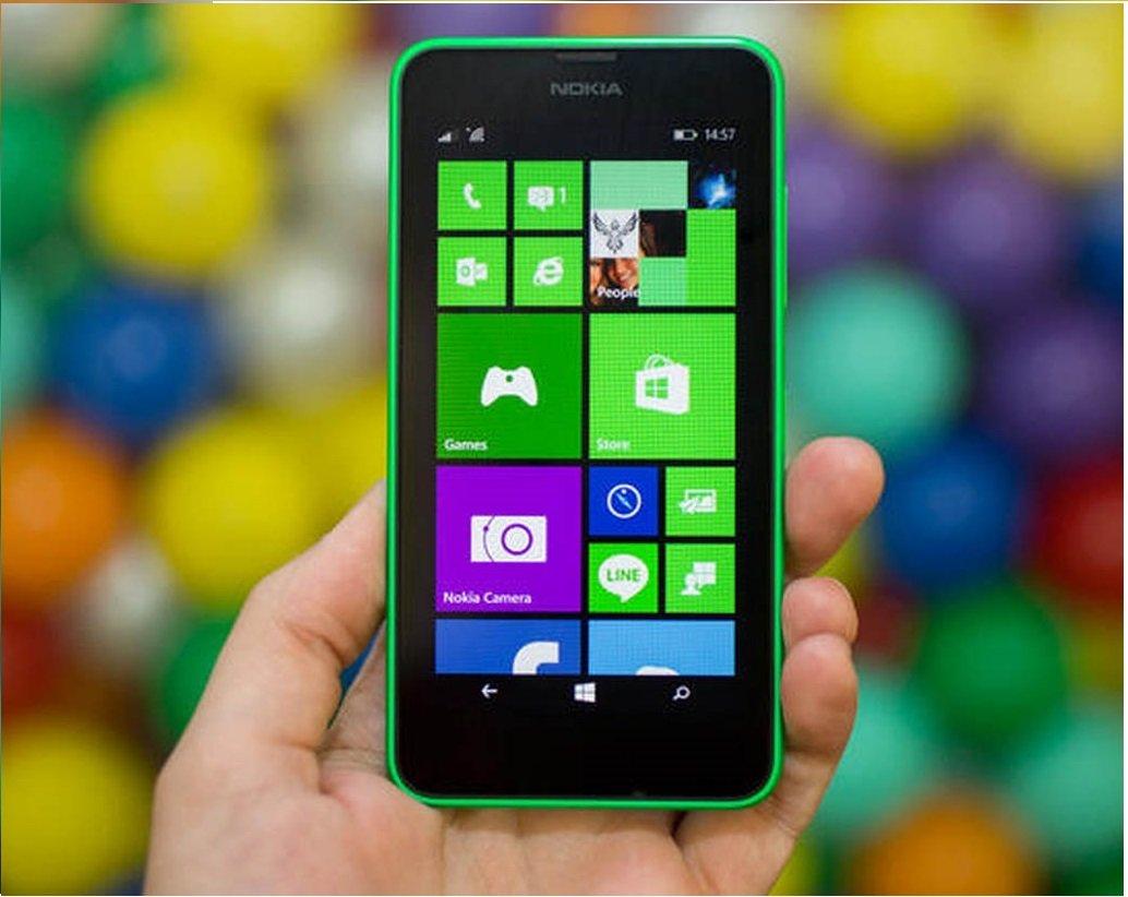 872613d22ab Nokia Lumia 635 rm-975 at & T GSM LTE Windows 8.1 Quad-core teléfono, color  verde: Amazon.com.mx: Electrónicos