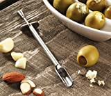 Stainless Steel Olive Stuffer by Homez