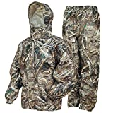 Frogg Toggs All Sport Rain Suit, Realtree Max-5, Size XX-Large