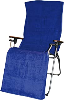 Towelling Cover For Reflexology Chair Suitable for Use with Lafuma recliners  sc 1 st  Amazon UK & Lafuma LFM4007 R Clip Reclining Chair - Ocean: Amazon.co.uk ... islam-shia.org