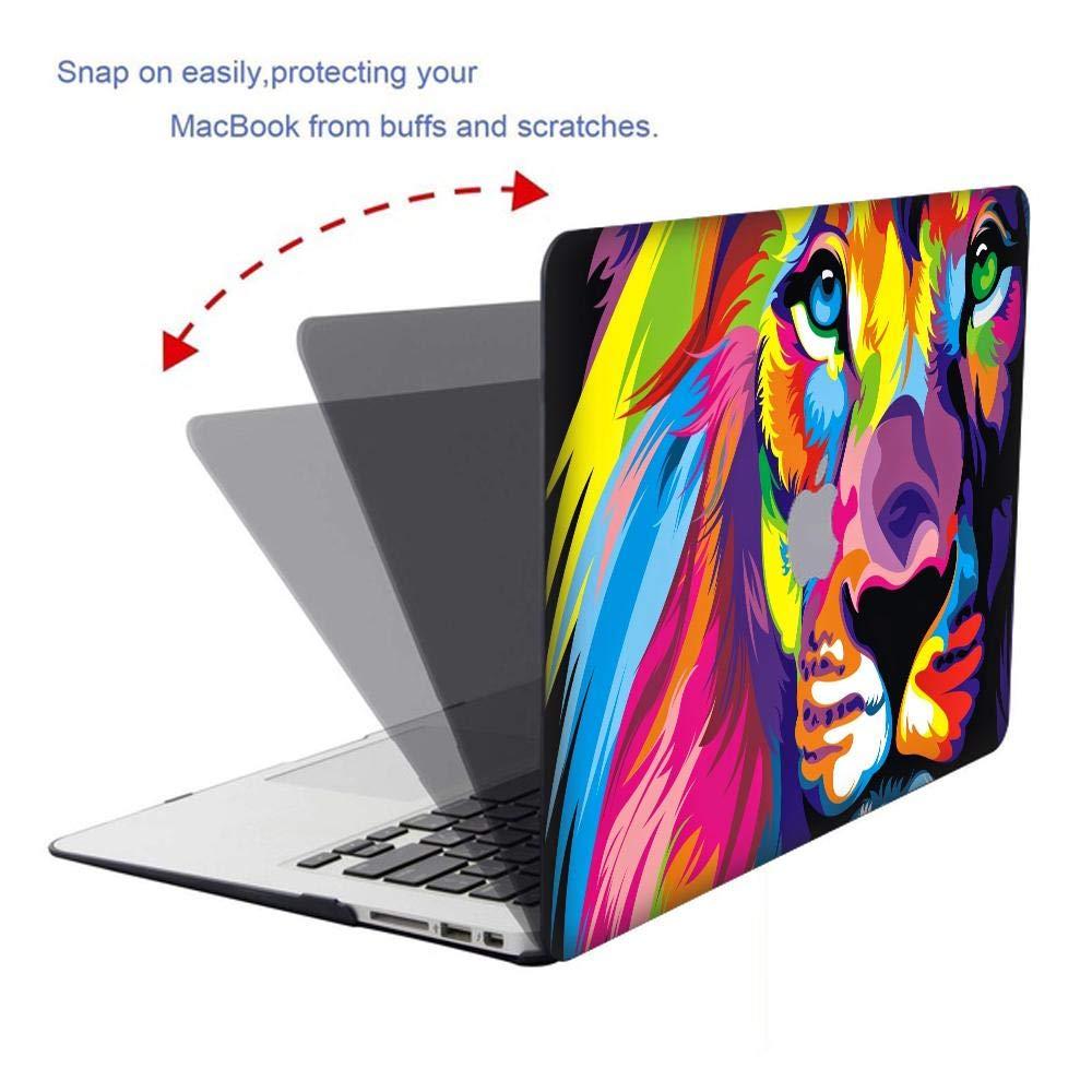 Z-KOKO Laptop Carcasas Funda para Macbook Pro 15 Retina ...