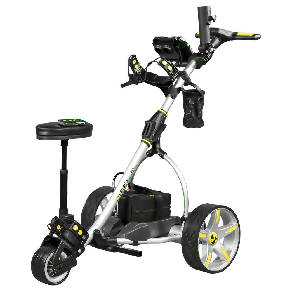 Electric Golf Caddy >> Bat Caddy X3r Electric Golf Caddy Free Accessory Pack