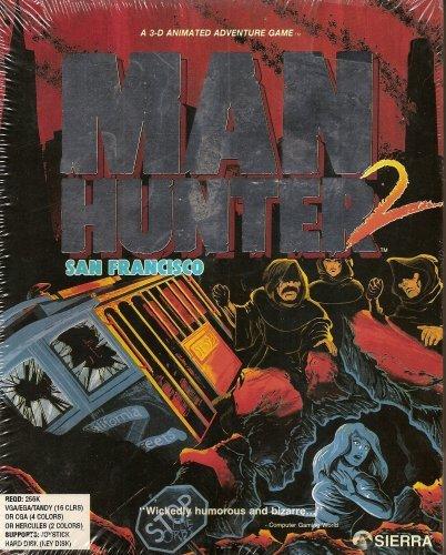 Man Hunter 2, San Francisco