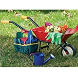 CP Toys Kid-sized First Real Gardening Set / 7 Pc.