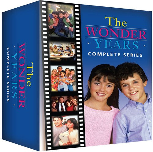 DVD : The Wonder Years: Complete Series (Large Item, Boxed Set, 22 Disc)