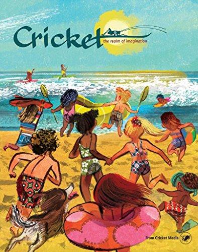 Magazines : Cricket Magazine