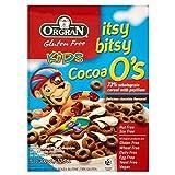 Orgran Gluten Free Itsy Bitsy Cocoa O's (300g)