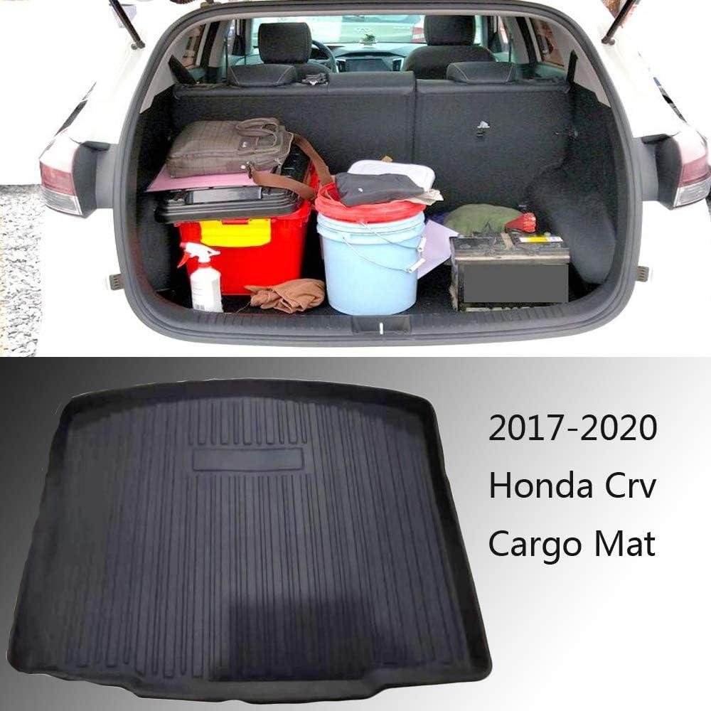 caartonn Trunk Cargo Mat Cargo Tray Cargo Liner Trunk Cover Floor Mat for Honda crv 2017 2018