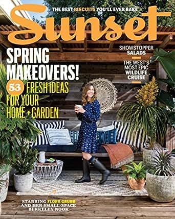 Amazon com: SUNSET Magazine: Kindle Store