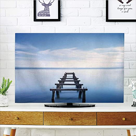 Cubierta Antipolvo para televisor LCD, diseño de Dibujo con ...