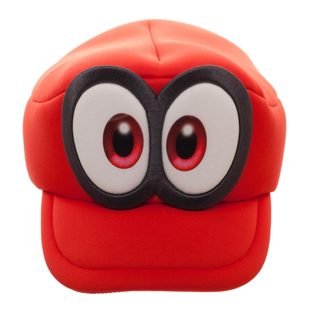 Bioworld Mario Odyssey Cosplay Hat Standard by Bioworld (Image #5)