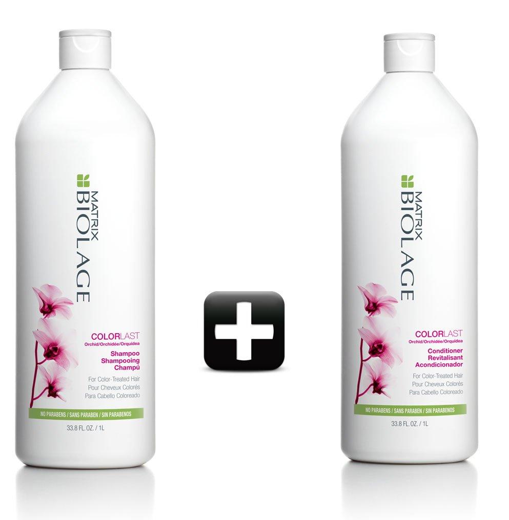 Set Matrix Biolage Colorlast, era Colortheraphie, shampoo 1000ml e balsamo 1000ml