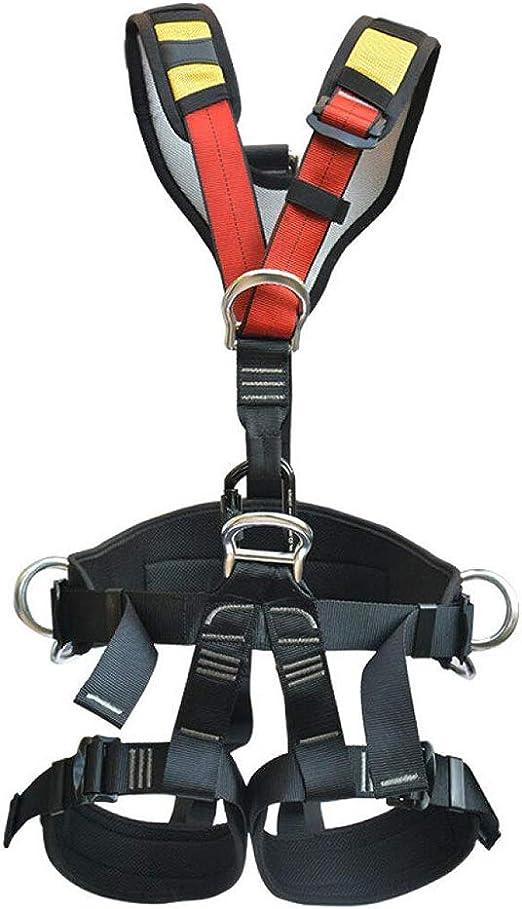 Arnés de seguridad para todo el cuerpo Arnés para escalada al aire ...