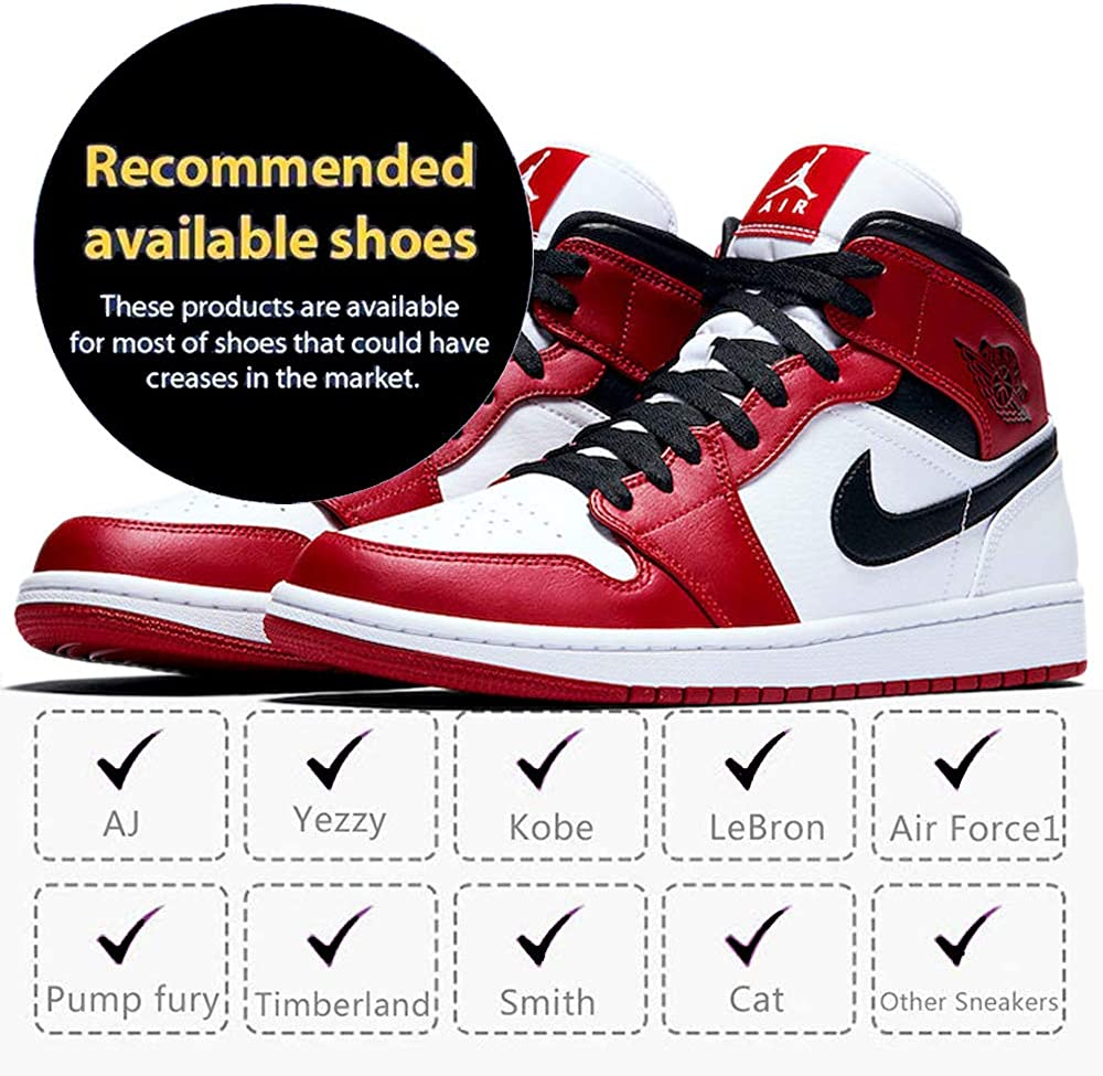 evitare pieghe scarpe air force 1