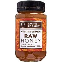 Pacific Organics Organic Australian Honey Raw, 500g