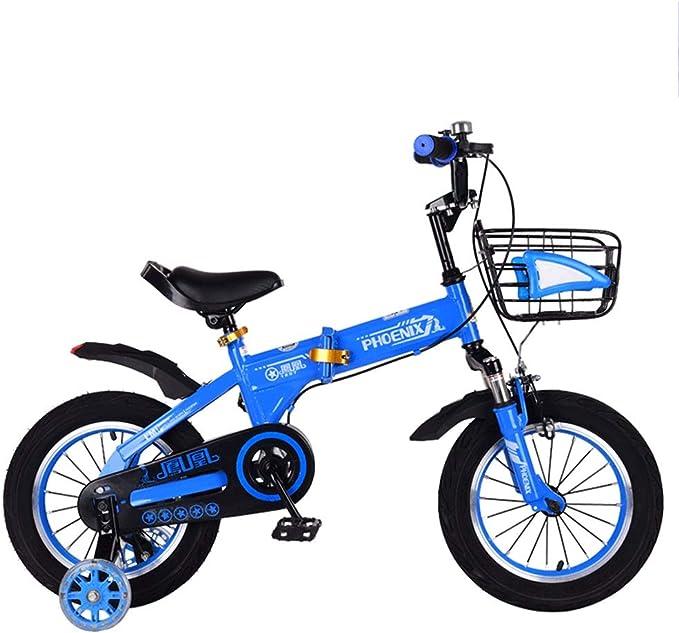 TSDS Bicicleta para niños Bicicleta de montaña de 18 Pulgadas Moda ...