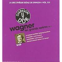 La discothèque idéale de Diapason, vol. 16 / Wagner : Les grands opéras, vol. 1