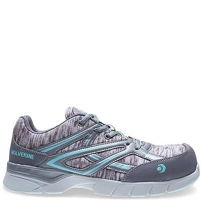 Wolverine Women's Jetstream Athletic Composite Toe Work Shoe: Shoes