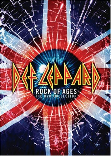 DVD : Def Leppard - Rock of Ages: The Definitive Collection (Remastered)