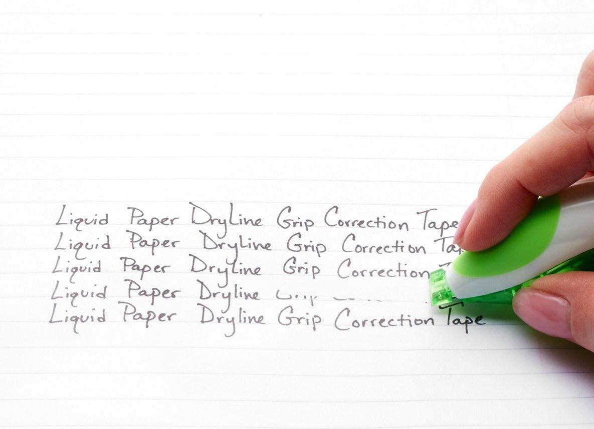 Liquid Paper 660415 White Liquid Paper Correction Film by Paper Mate (Image #1)