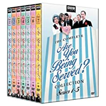 The Complete Are You Being Served? Collection Series 1-5