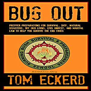 Bug Out Audiobook